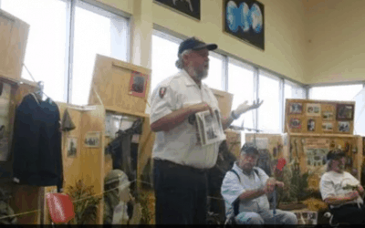 Vets Share with Fox Valley Students