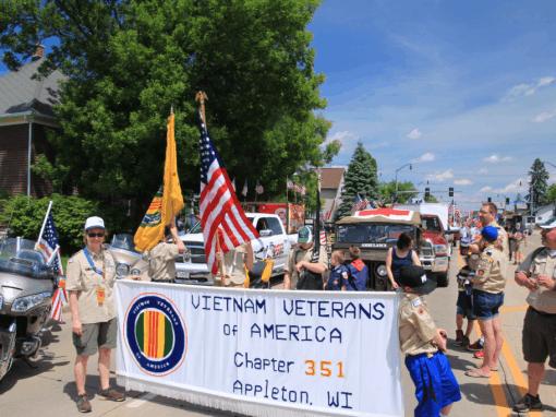 2016 Flag Day Parade