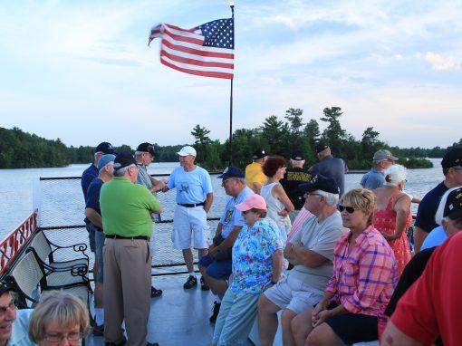 2016 Boat Trip