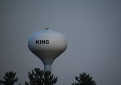 King Water Tower