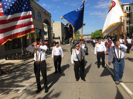 2017 Memorial Day Parade