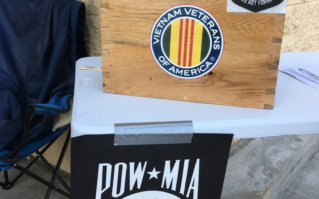 POW/MIA Drive 2017