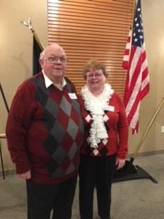 Roy & Darlene