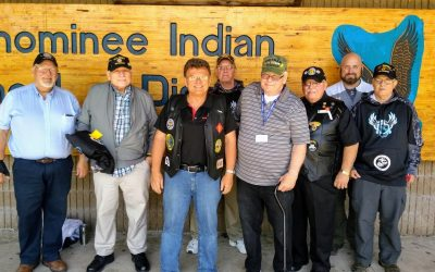 Menomonee Indian and Oneida High Schools 2018