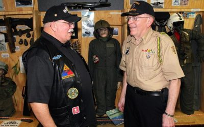 Vets reflect on Vietnam in Eau Claire Tuesday